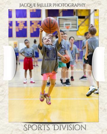 Action_child basketball