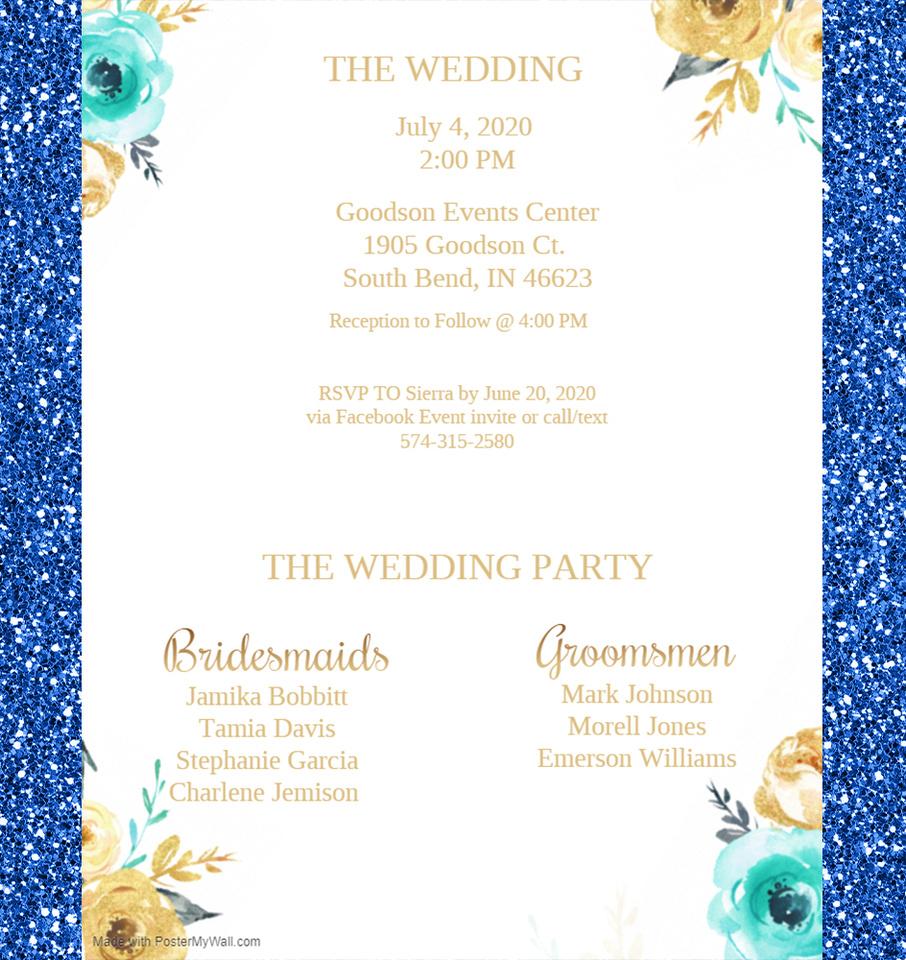 Wedding website-Page 3