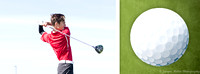 Facebook Cover - Golf-FREE with any order!