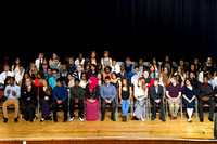 NHS and NJHS Inductees